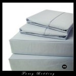 Photos of 1500 Thread Count 4 Piece Attached Waterbed Sheet