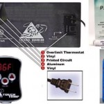 Photos of Digital 300 Watt Hardside Waterbed Heater