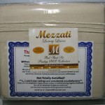 Mezzati Luxury King Size Waterbed Sheets Set Pictures