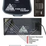 Touch Temp Digital Dial Heater Picture