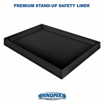 InnoMax Premium Stand-Up Waterbed Safety Liner Pictures