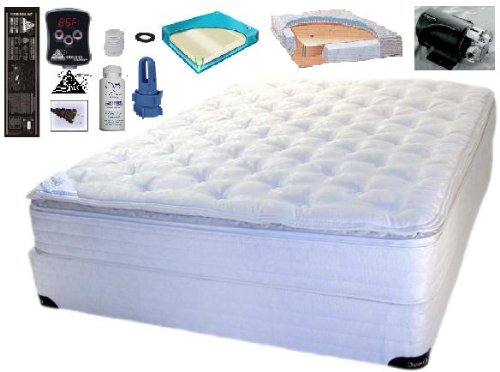 Softside Waterbed Reviews And Buying Guide Buy Waterbeds
