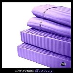 Pictures of Egyptian Cotton 600TC Cal-King Size Attached Waterbed Sheet