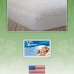 Images of Waterbed King Mattress Pad Fully Fitted Heavy Quilted