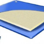 Semi Waveless Waterbed Mattress Pictures