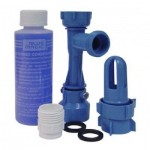 Pictures of Waterbed Drain and Fill Kit with Conditioner